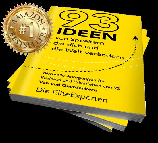 93 Ideen Buch ebook Produkte Keynote-Speaker Volker Wiedemann
