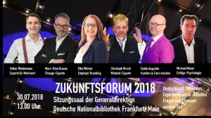 Zukunftsforum Volker Wiedemann Keynote-Speaker Experte Mehrwert