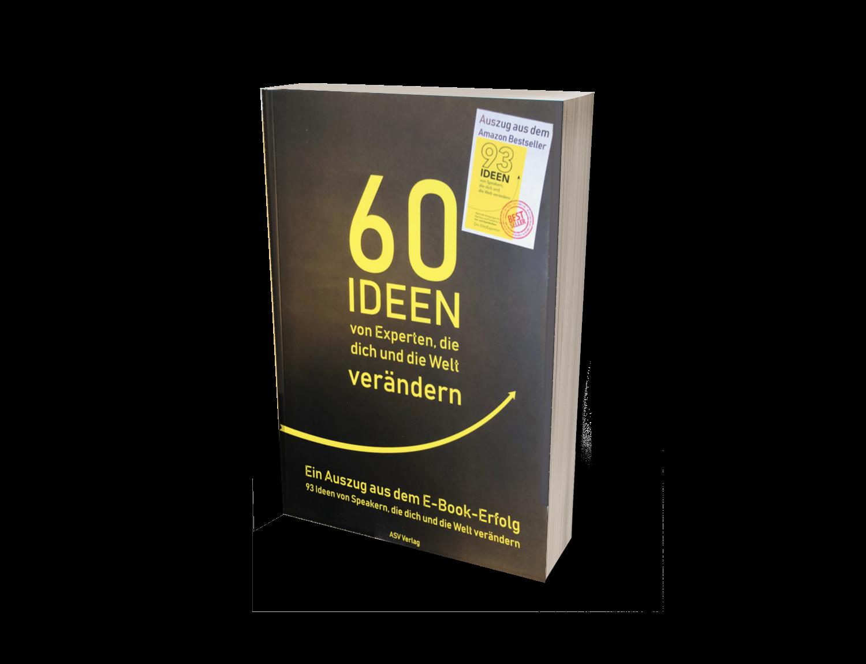 60 Experten Keynote Speaker Volker Wiedemann