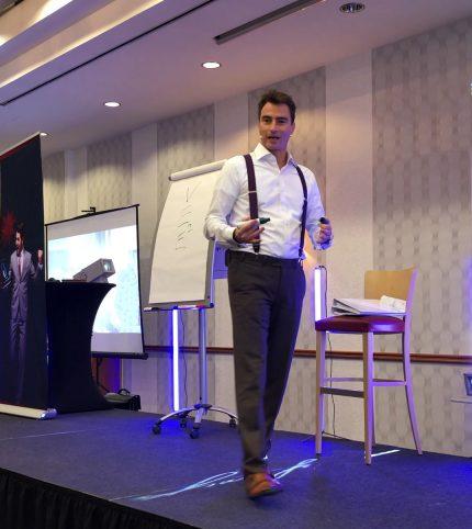 Führungskräfteentwicklung Trainer Coach Agilität Mindset Change Management